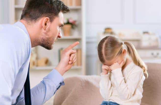 gyermekek elleni erőszak